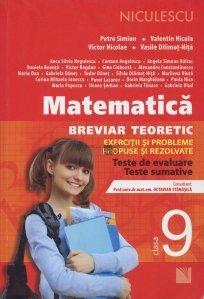 Matematica clasa a IX-a
