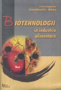 Biotehnologii in industria alimentara