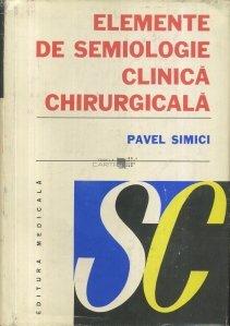 Elemente de semiologie clinica chirurghicala