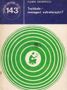 Tectitele-mesageri extraterestri?
