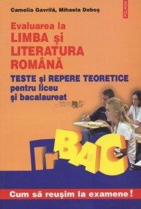 Evaluarea la limba si literatura romana