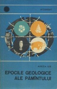 Epocile geologice ale pamintului