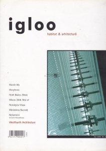 Igloo habitat & arhitectura