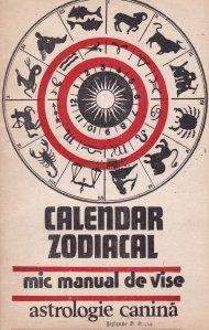 Calendar zodiacal
