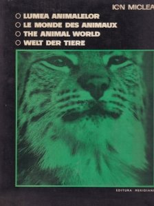 Lumea animalelor / Le monde des animaux / The animal World / Welt der tiere