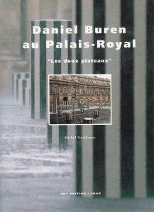Daniel Buren au Palais-Royal