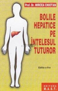 Bolile hepatice pe intelesul tuturor
