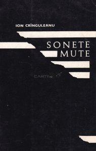 Sonete mute