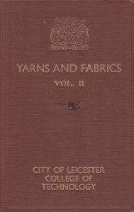 Yarns and fabrics / Fire si tesaturi