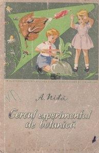 Cercul experimental de botanica