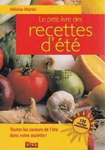 Le petit livre des recettes d'ete