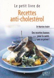 Le petit livre de recettes anti-cholesterol