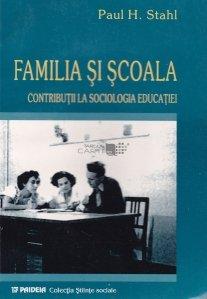 Familia si scoala
