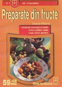 Preparate din fructe