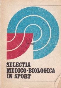Selectia medico-biologica in sport