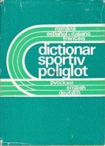 Dictionar sportiv poliglot