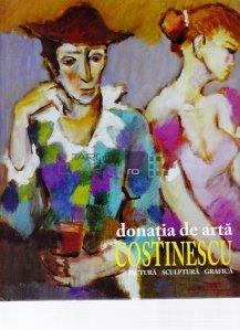 Donatia de arta prof. Maria si Augustin Constantinescu