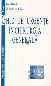 Ghid de urgente in chirurgia generala