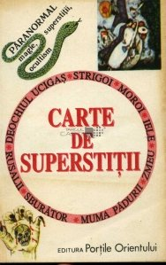 Carte de superstitii