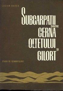 Subcarpatii dintre Cerna Oltetului si Gilort