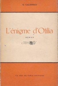 L'enigme d'Otilia