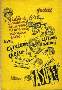 Viata de caricaturist ziua vesel, noaptea vesel, nicicand trist...