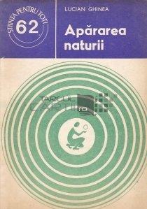 Apararea naturii
