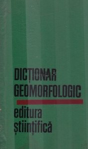 Dictionar geomorfologic