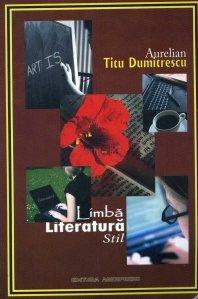 Limba, literatura, stil