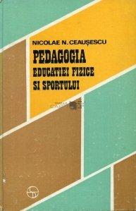 Pedagogia educatiei fizice si sportului