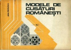 Modele de cusaturi romanesti