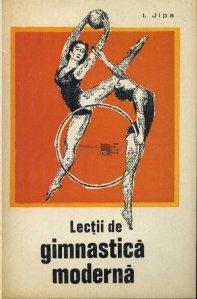 Lectii de gimnastica moderna