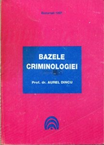 Bazele criminologiei