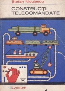 Constructii telecomandate