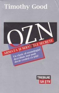 OZN, armata si serviciile secrete