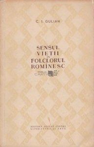 Sensul vietii in Folclorul rominesc