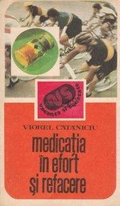 Medicatia in efort si refacere