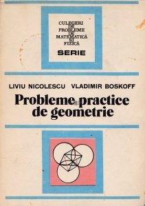 Probleme practice de geometrie