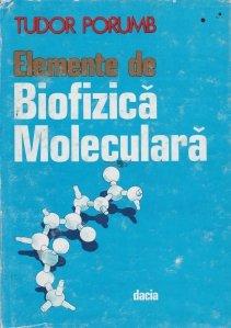Elemente de biofizica moleculara