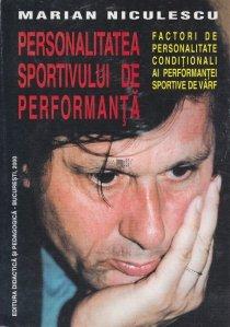 Personalitatea sportivului de performanta