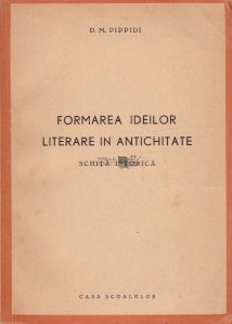 Formarea ideilor literare in antichitate