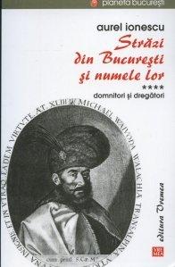 Strazi din Bucuresti si numele lor