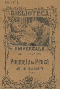 Poemele in proza ale lui Baudelaire