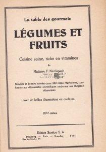 Legumes et fruits / Legume si fructe