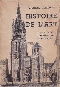 Histoire de l'art depuis les origines jusqu'a nos jours / Istoria artei