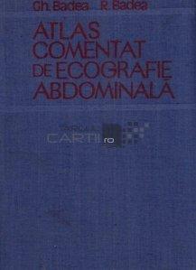 Atlas comentat de ecografie abdominala