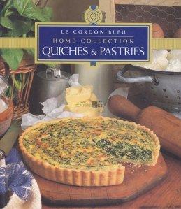 Quiches& Pastries / Colectiile casei- Tarte& Produse de patiserie