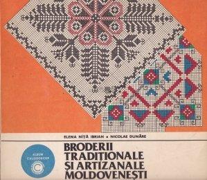 Broderii traditionale si artizanate moldovenesti
