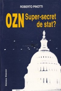 OZN: Super-secret de stat?