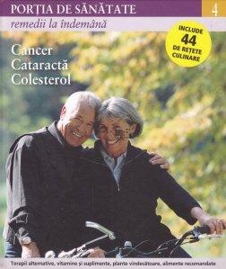 Cancer. Cataracta. Colesterol